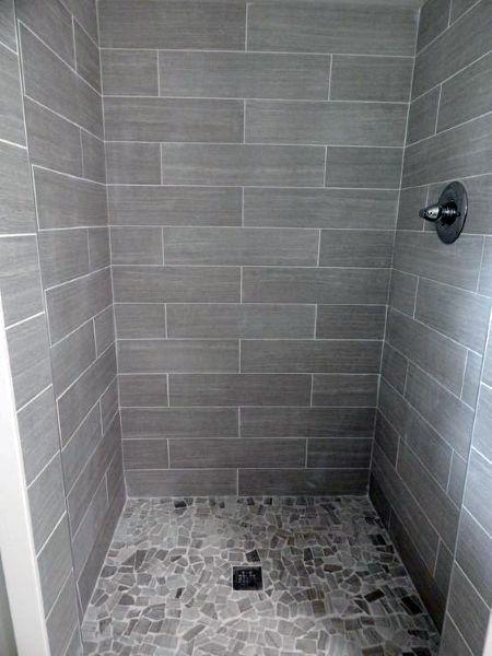 Nice Tile Shower Ideas For Your Bathroom 29
