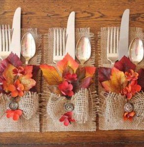 Popular Thanksgiving Table Decorating Ideas Beautiful Look 12