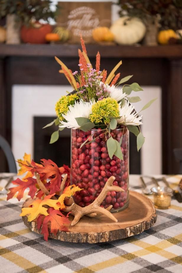 Popular Thanksgiving Table Decorating Ideas Beautiful Look 25