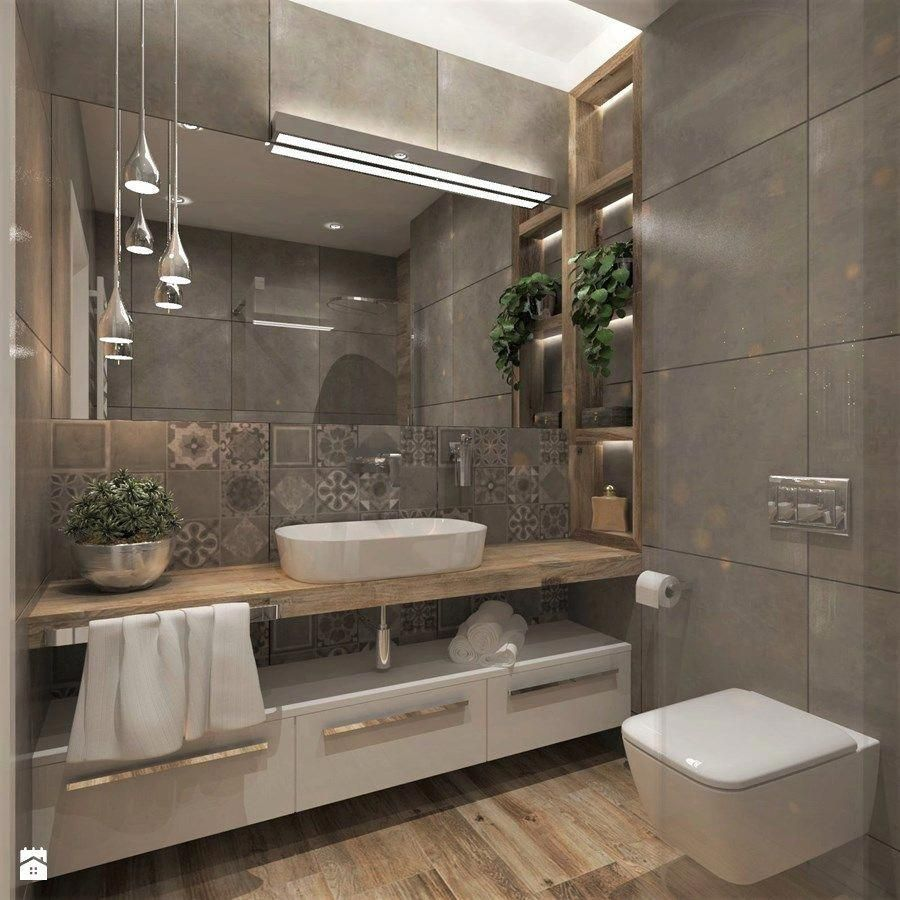 Stunning Modern Bathroom Decoration Ideas 04