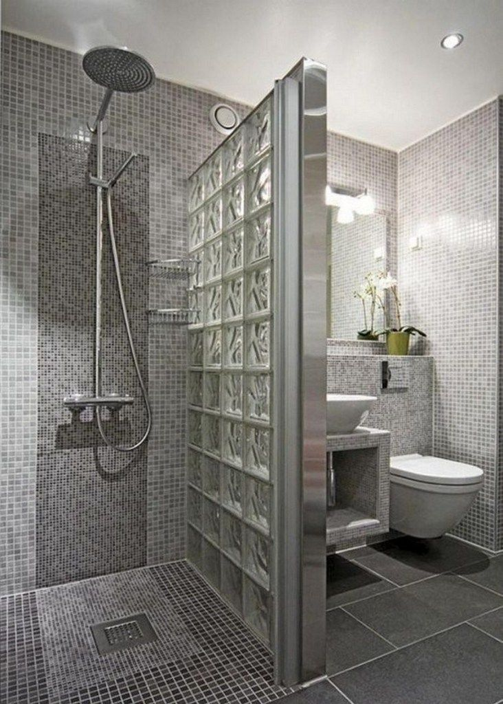Stunning Modern Bathroom Decoration Ideas 24