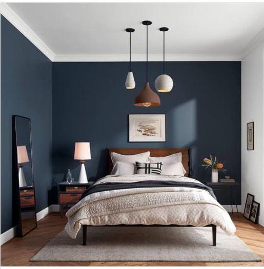 Stunning Modern Colorful Bedroom Decor Ideas 11