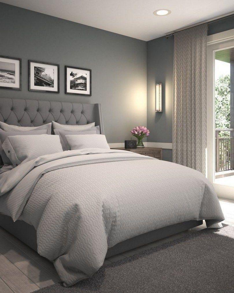 Stunning Modern Colorful Bedroom Decor Ideas 13