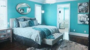 Stunning Modern Colorful Bedroom Decor Ideas 23