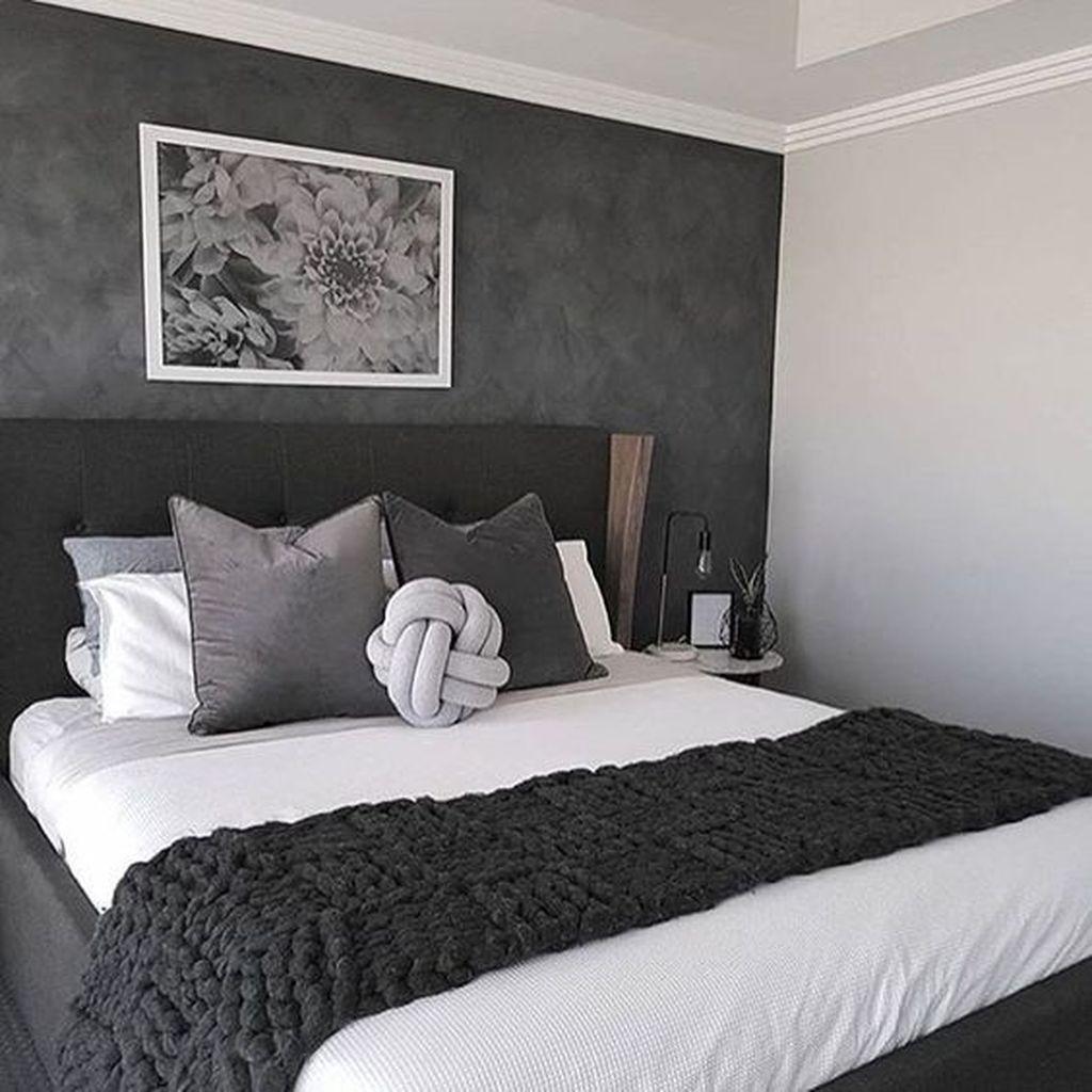 Stunning Modern Colorful Bedroom Decor Ideas 25