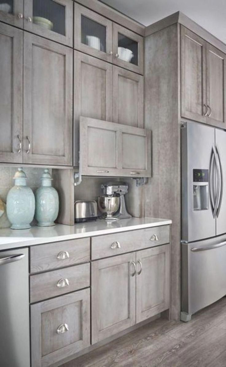The Best Farmhouse Kitchen Cabinets Design Ideas 35