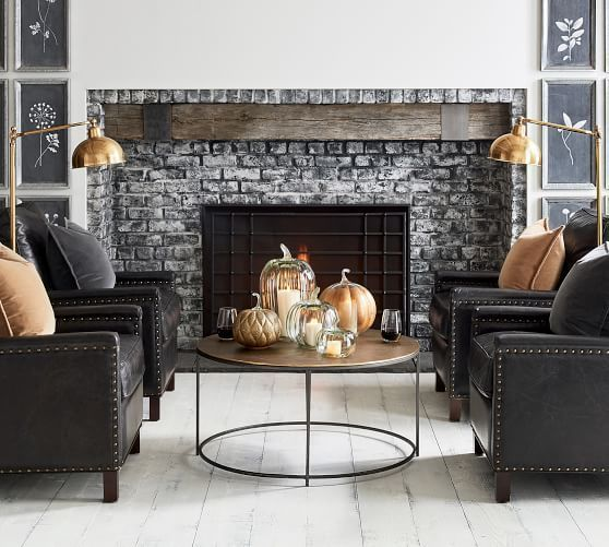 The Best Thanksgiving Living Room Decor Ideas 07