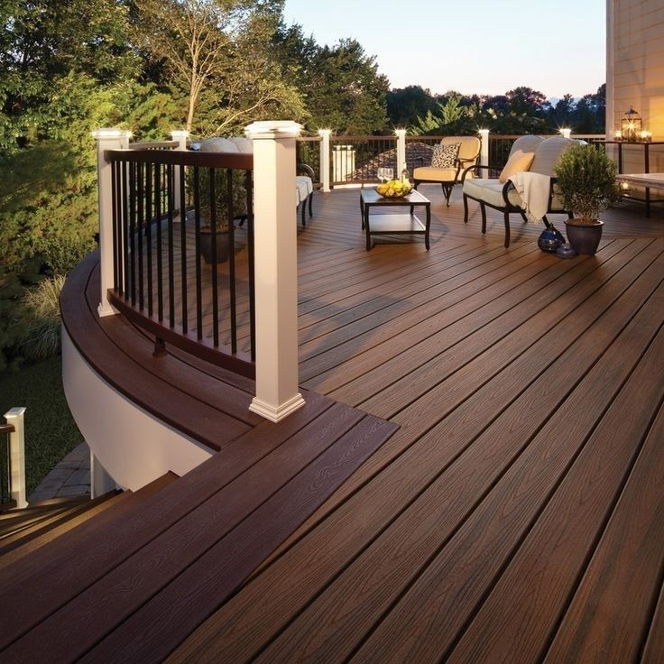 The Best Wooden Deck Design Ideas For Your Outdoors Patios 26