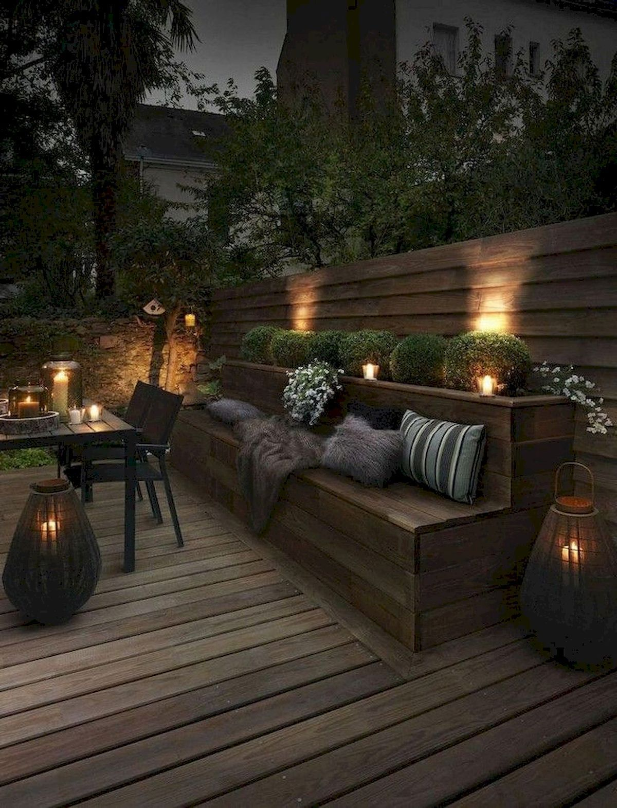 The Best Wooden Deck Design Ideas For Your Outdoors Patios 32