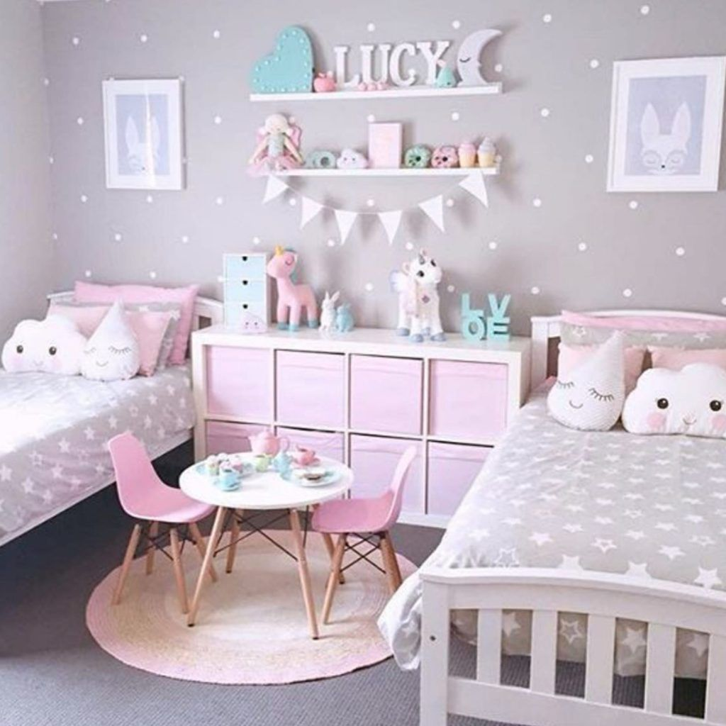 Amazing Children Bedroom Decoration Ideas 07
