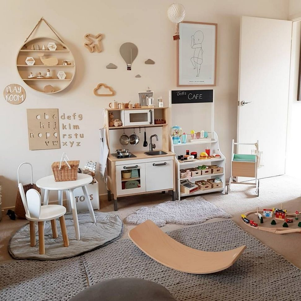 Amazing Children Bedroom Decoration Ideas 17