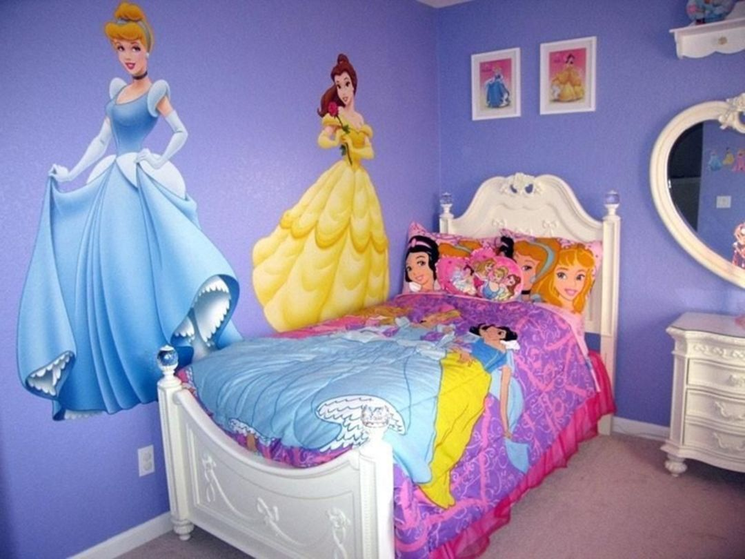 Amazing Children Bedroom Decoration Ideas 22