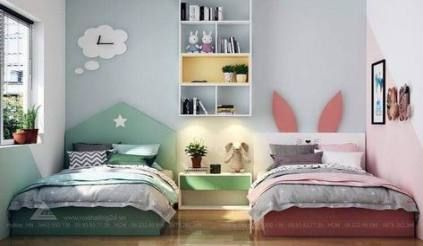 Amazing Children Bedroom Decoration Ideas 30