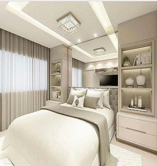 Awesome Modern Small Bedroom Design And Decor Ideas 05