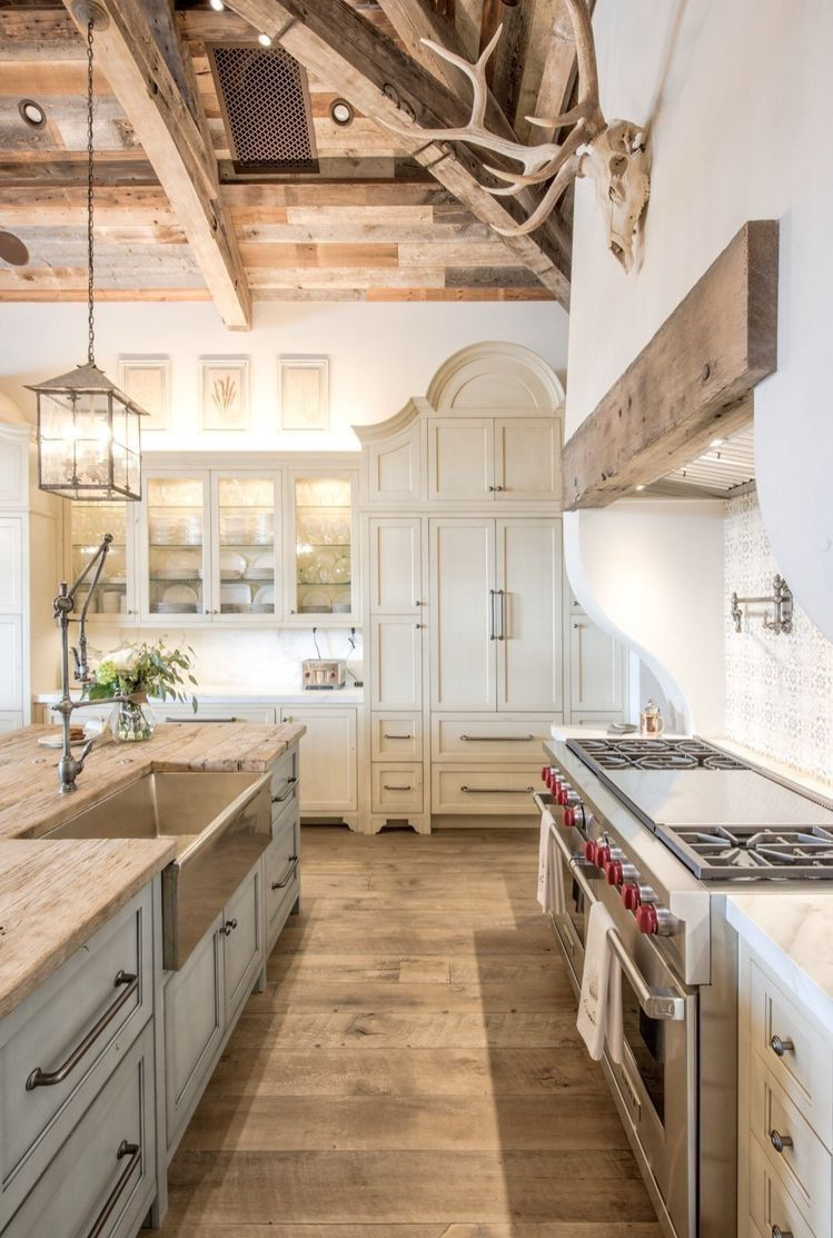 Fabulous French Country Kitchens Design Ideas 21