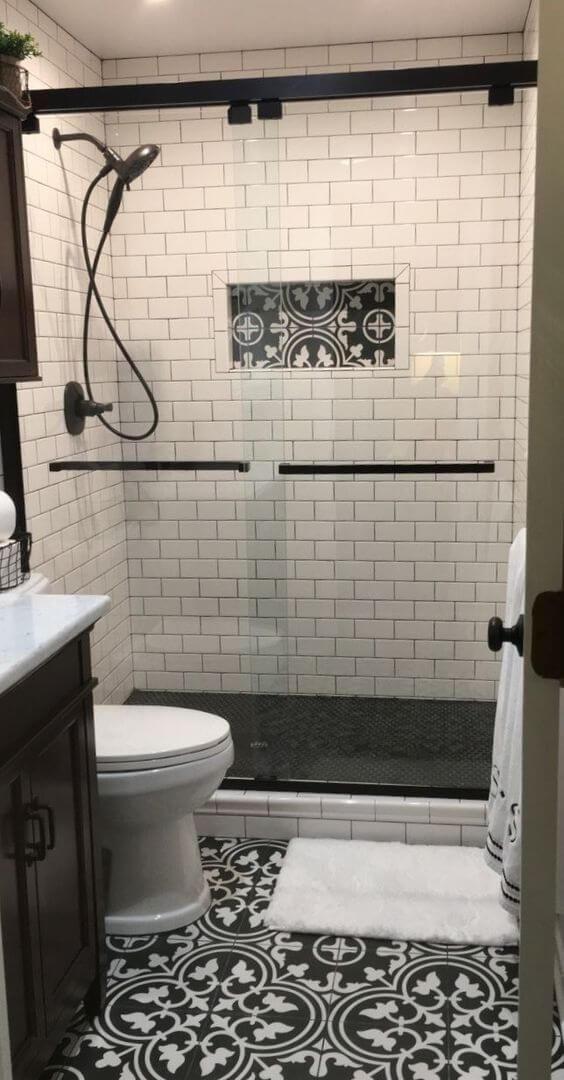 Gorgeous Outstanding Bathrooms Design Ideas 17