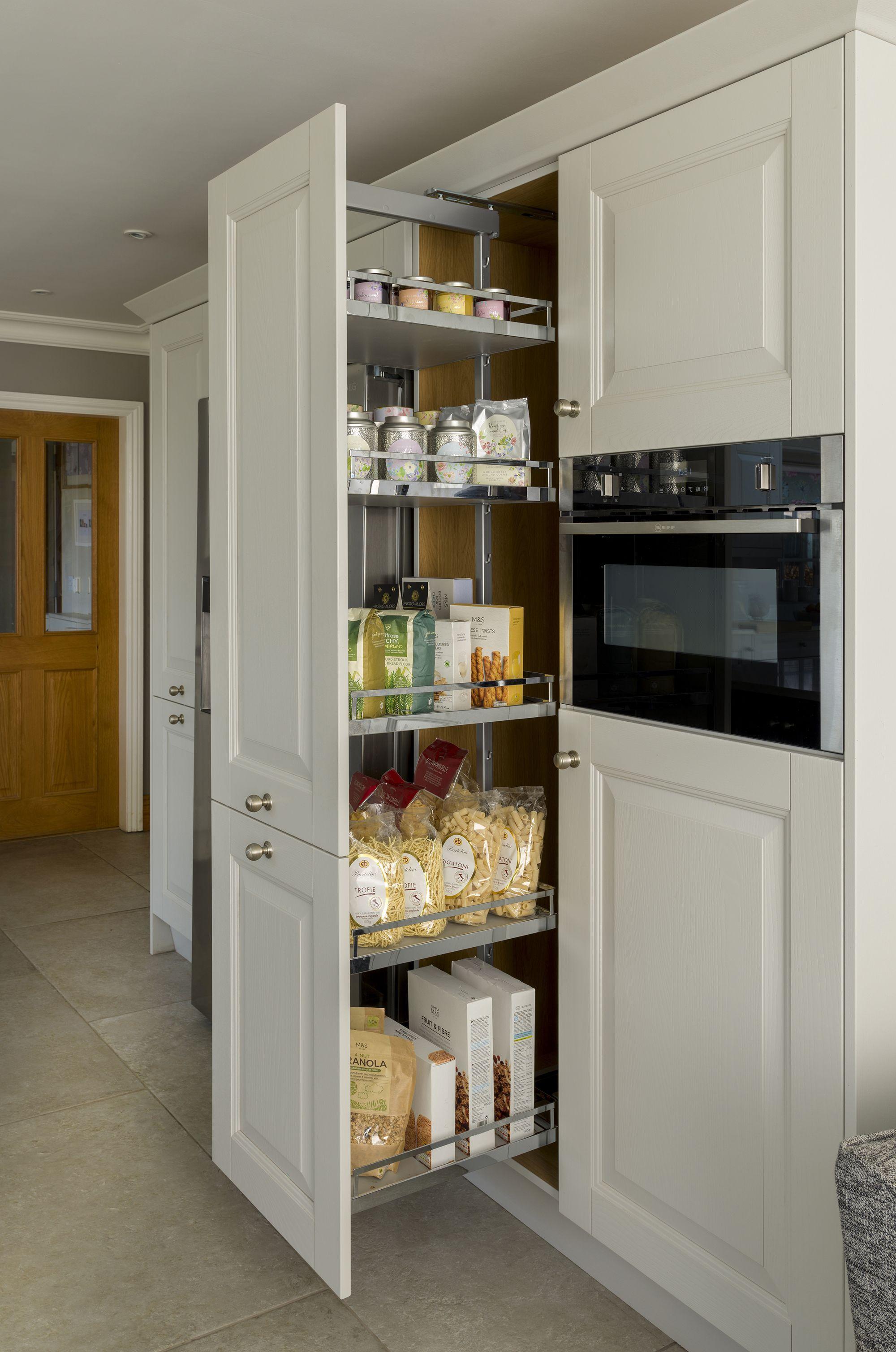 Lovely DIY Kitchen Storage Ideas To Maximize Kitchen Space 02