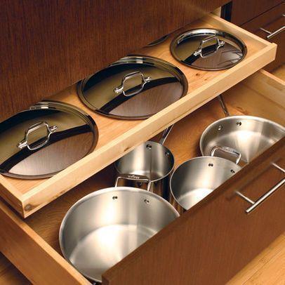Lovely DIY Kitchen Storage Ideas To Maximize Kitchen Space 14