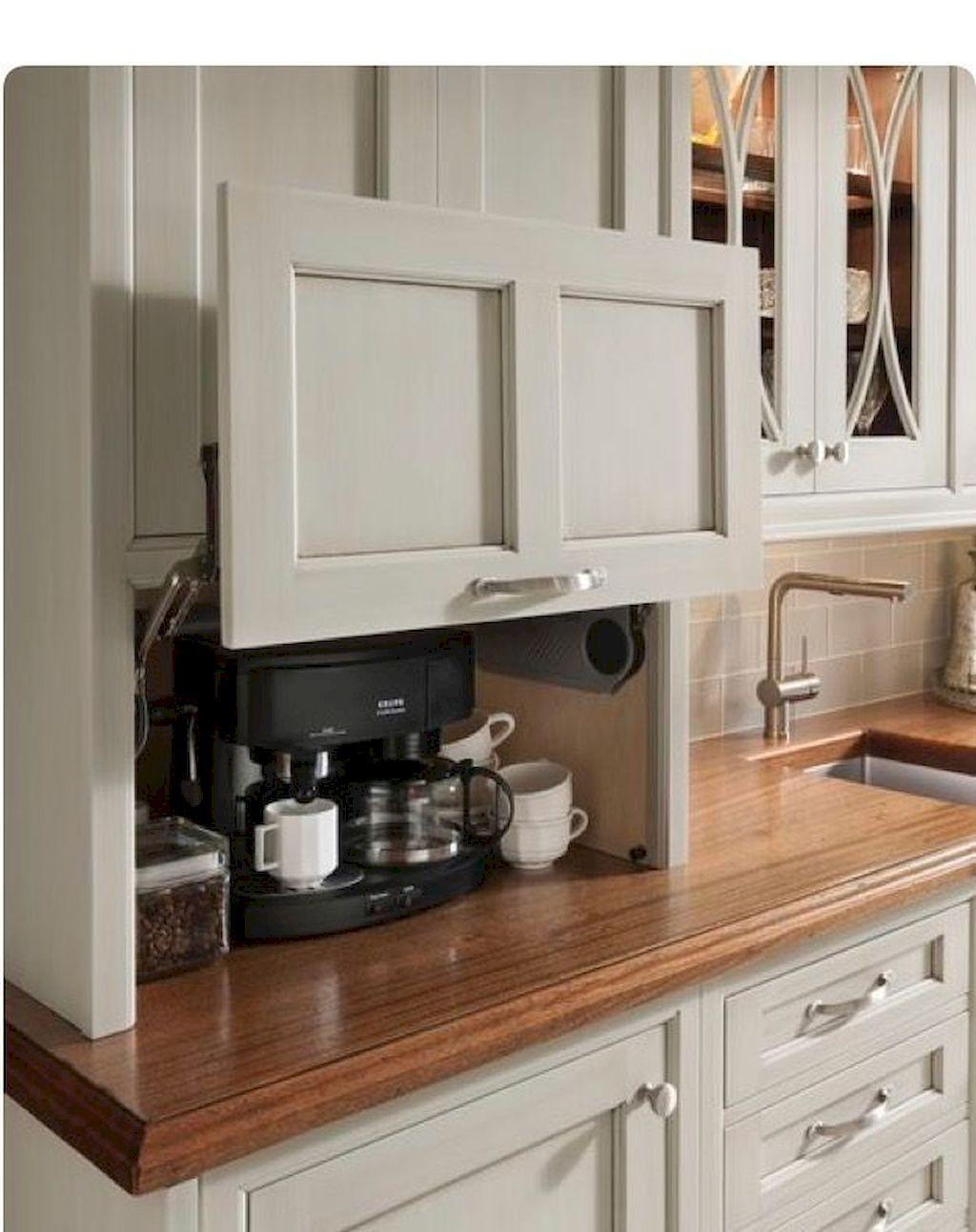 Lovely DIY Kitchen Storage Ideas To Maximize Kitchen Space 16