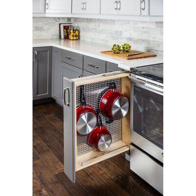 Lovely DIY Kitchen Storage Ideas To Maximize Kitchen Space 22