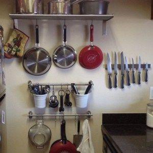 Lovely DIY Kitchen Storage Ideas To Maximize Kitchen Space 32