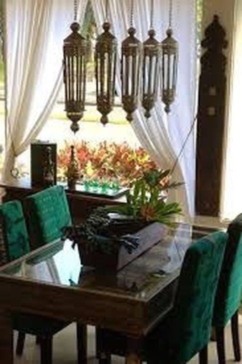 The Best Moroccan Dining Room Decor Ideas 32
