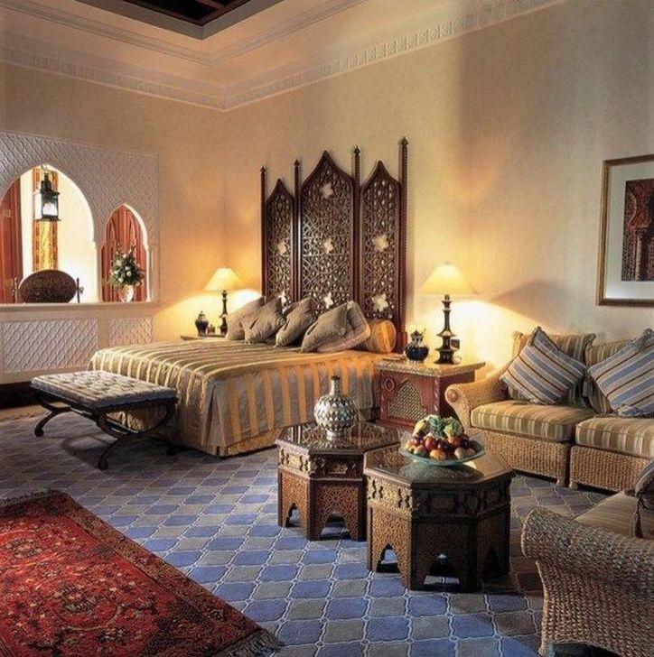 Beautiful Moroccan Bedroom Decor Ideas 05