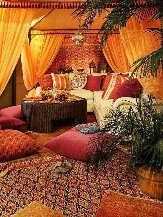 Beautiful Moroccan Bedroom Decor Ideas 10