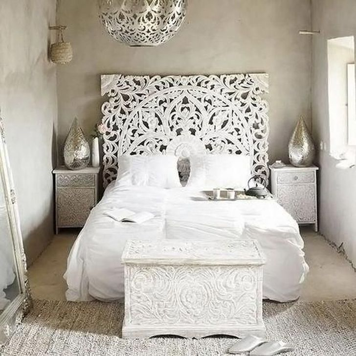 Beautiful Moroccan Bedroom Decor Ideas 12