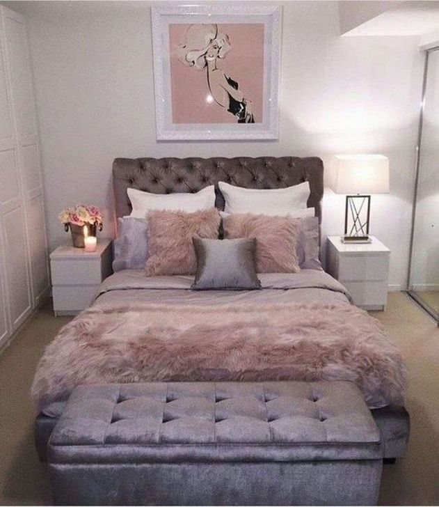 Beautiful Pink Bedroom Decor Ideas Looks Romantic 06