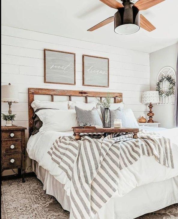 Beautiful White Bedroom Design And Decor Ideas 13