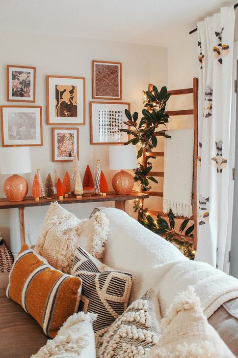 Fabulous Fall Living Room Decor Ideas To Feel Comfortable At Home 09