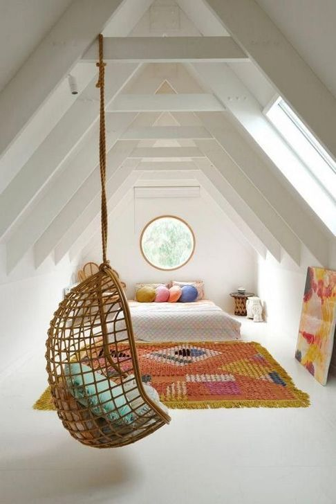 Fabulous Small Attic Bedroom Design Ideas You Will Like 09