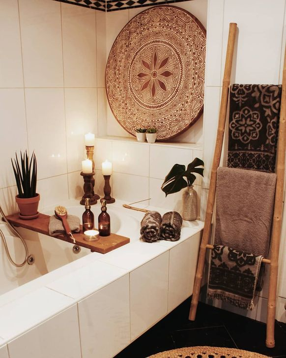 Gorgeous Fall Bathroom Decorating Ideas 15