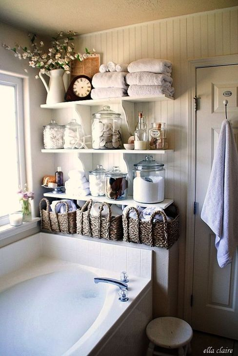Gorgeous Fall Bathroom Decorating Ideas 23
