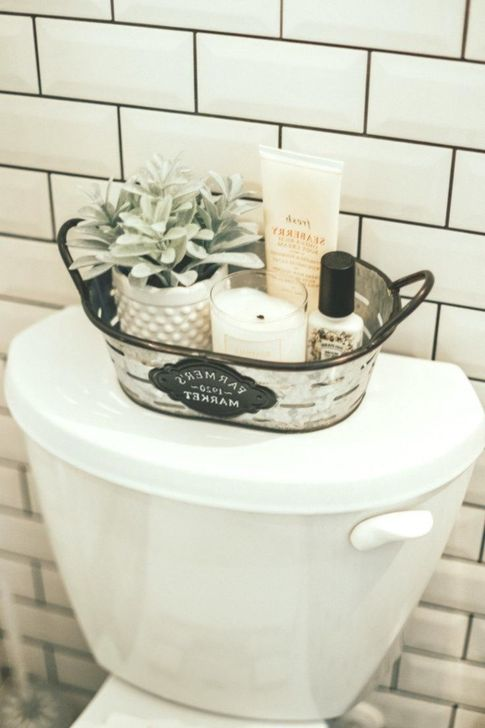 Gorgeous Fall Bathroom Decorating Ideas 27