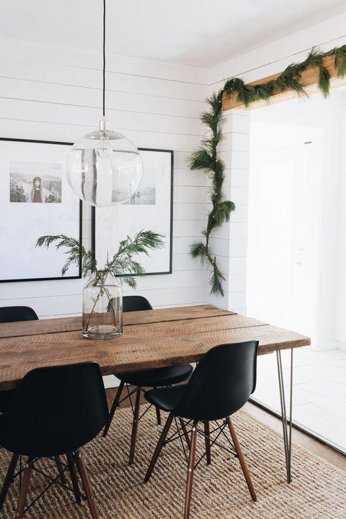 Gorgeous Rustic Dining Room Design Ideas 13