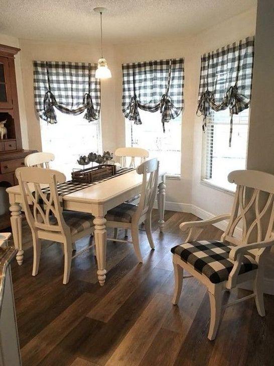 Gorgeous Rustic Dining Room Design Ideas 29