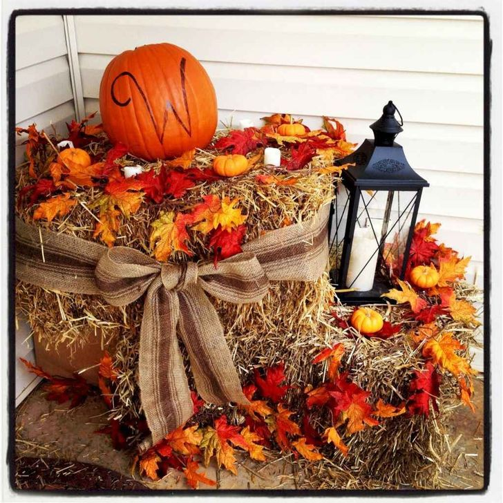 Inspiring Fall Decor Ideas For Your Home Decor 15