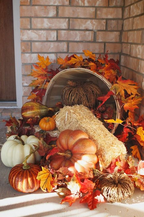 Inspiring Fall Decor Ideas For Your Home Decor 22