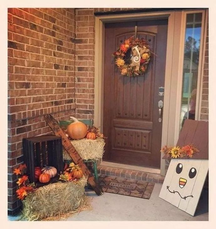 Inspiring Fall Decor Ideas For Your Home Decor 33