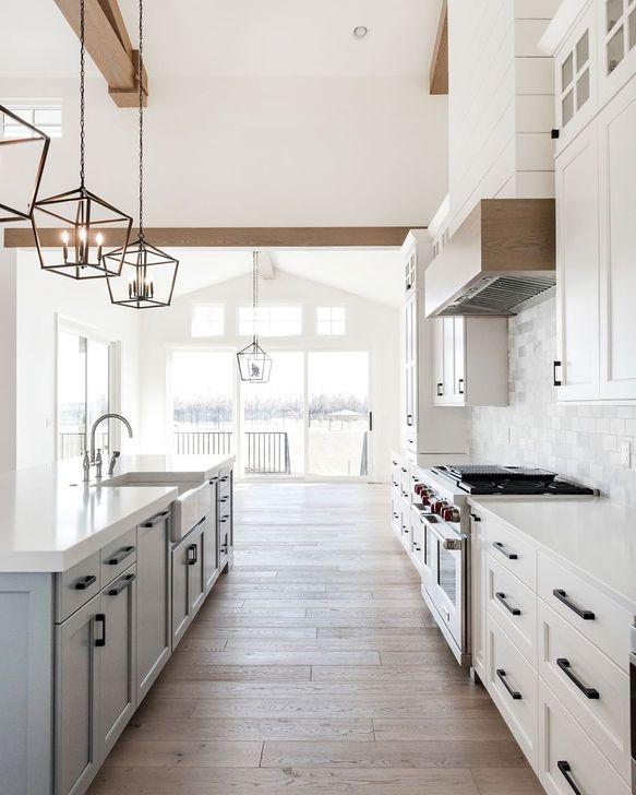 Inspiring Neutral Kitchen Design Ideas 06