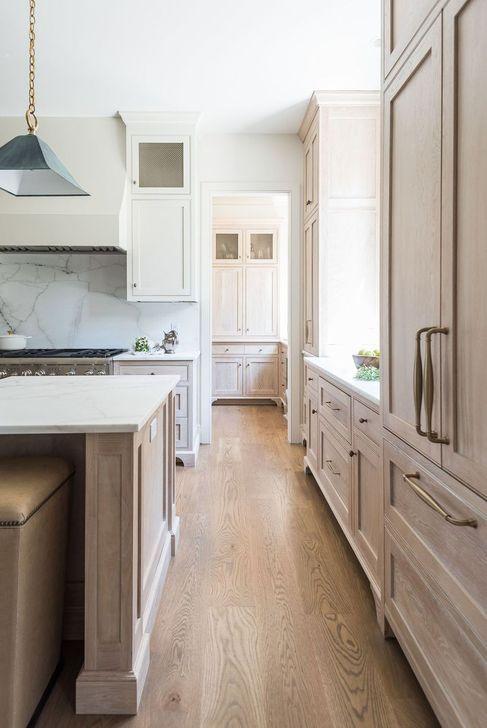 Inspiring Neutral Kitchen Design Ideas 36