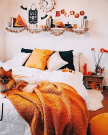 Lovely Fall Bedroom Decor Ideas 03