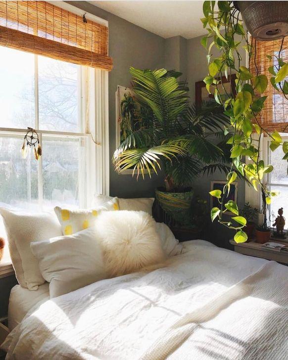 Lovely Fall Bedroom Decor Ideas 12