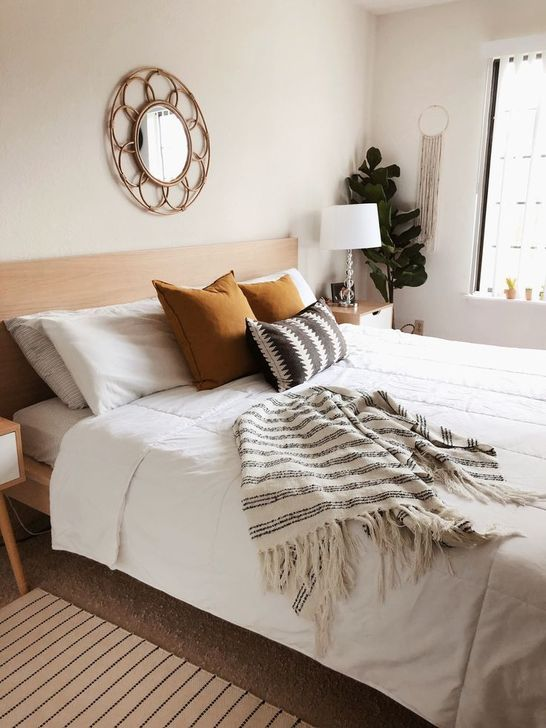 Lovely Fall Bedroom Decor Ideas 13