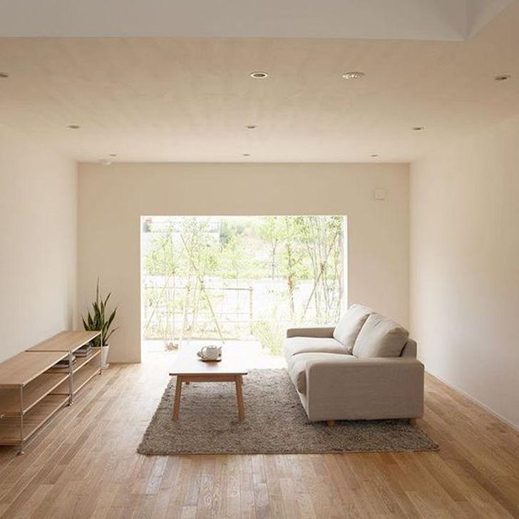 Lovely Japanese Living Room Decor Ideas 13