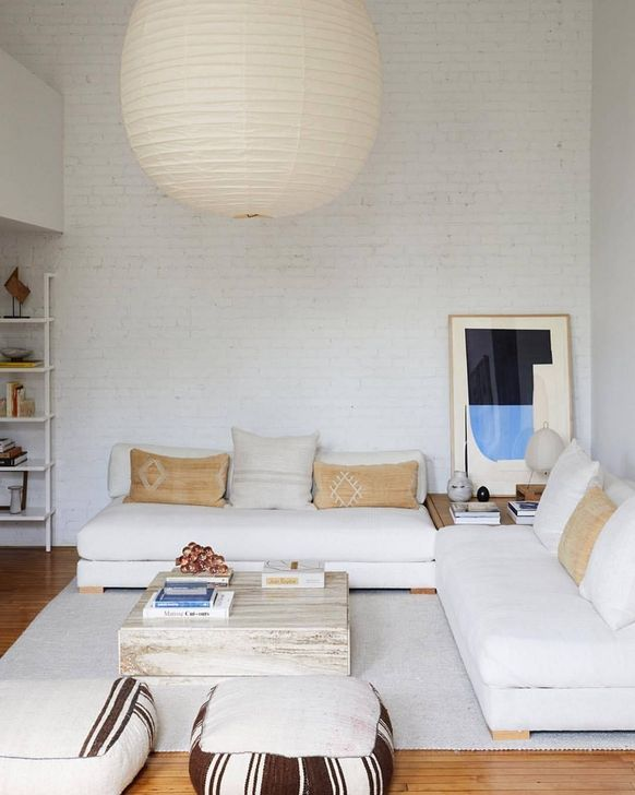Lovely Japanese Living Room Decor Ideas 23