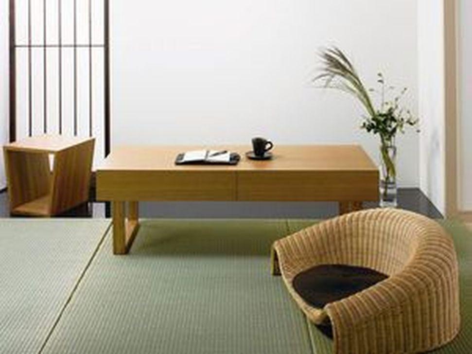Lovely Japanese Living Room Decor Ideas 29