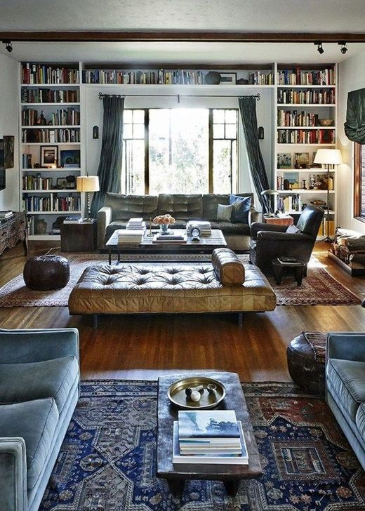 Stunning Bookshelves Design Ideas For Your Living Room Decoration 22